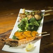 Jinya Ramen Bar NYC skewer specials
