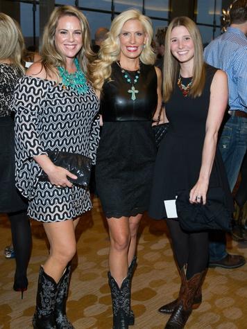 Jennifer Paradise, Pennie Marshall, Christina Goodman