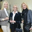 3 Tama Lundquist, from left, NAME and Tena Lundquist Faust at the Petra Nemcova luncheon December 2013