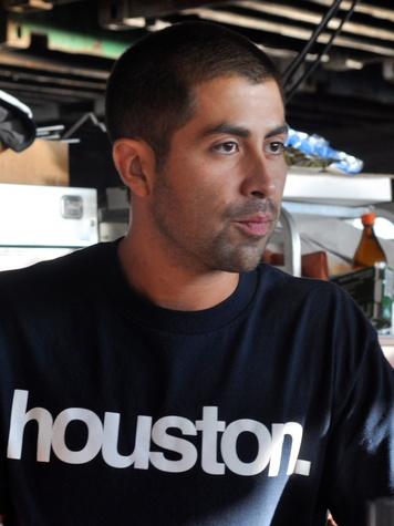 Ben Rabbani chef head shot October 2013