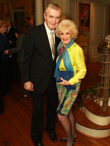 John Marston, Billie Leigh Rippey, Flora Awards Party