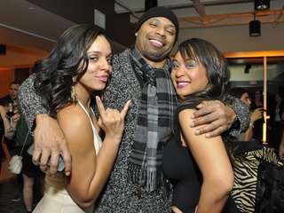 0040, CM Most Eligible party, December 2012, Lauren Johnson, Damiene Humphrey, Renee Edmund