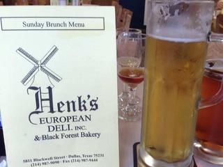 Henk's European Deli