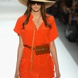 Clifford, Fashion Week spring 2013, Rachel Zoe, red romper