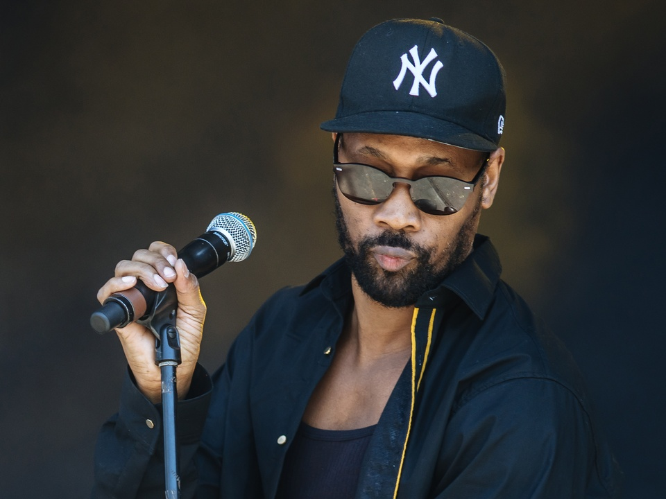 ACL Austin City Limits Music Festival 2016 RZA Banks & Steelz