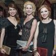 8 Houston Little Black Dress Designer fashion show May 2013 Karina Barbieri, Paula Mott, Yasmine Haddad