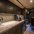 Vonlane bus kitchen
