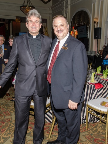 49 Frank Rossi, left, and Richard Tyler at the Be An Angel Gala May 2014