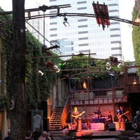 Austin Photo Set: place_Cedar Street Courtyard