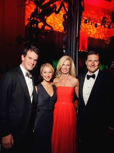 007, Houston Ballet Ball, February 2013, James Stewart, Erin Steward, Annsley Popov, Chris Popov