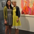 News, Shelby, Texas Contemporary opening, Sept. 2014,  Sarah Nyquist, Judy Nyquist