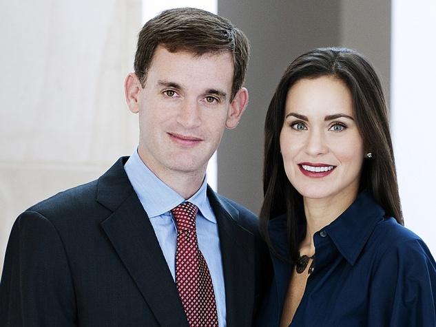 John and Laura Arnold billionaires Houston