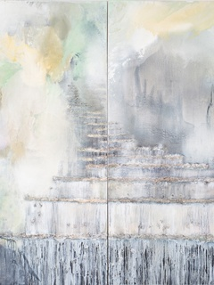 Jung Center art opening reception: Capturing the Human Soul and the Soul of Nature: Christina Karll and Hilda Rueda
