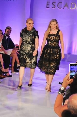Sue Payne, Hannah Payne at Elizabeth Anthony Generations of Glamour