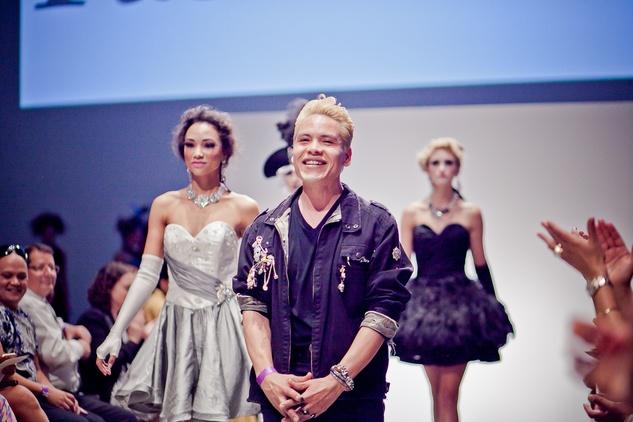 Houston, Fashion Fusion, June 2015, Alfredo Saucedo