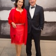 News, Shelby, MFAH Rothko opening, Sept. 2015 Mary Cullen, Hiram Butler