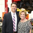 Lee Hollman and Robin Vann at the Joints in Action at Ferrari of Houston June 2014