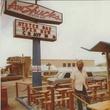 Aw Shucks restaurant on Lower Greenville in Dallas, circa 1983