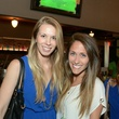Kelli Scandrol, left, and Hilary Rosenstein at the Houston Restaurant Kick-Off Event July 2014