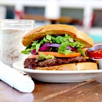 El Sapo burger