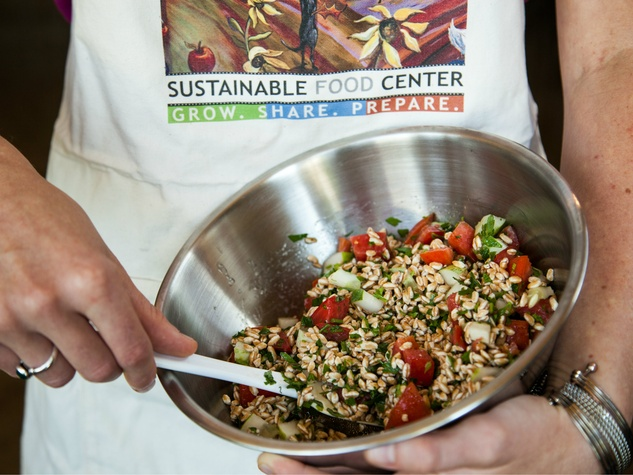 Sustainable Food Center in Austin