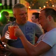 gay dating video, December 2012, F Bar