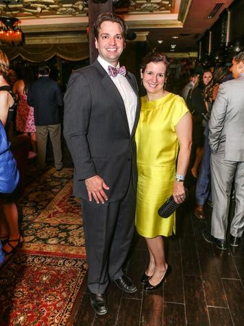 Andrew Scripps, Jennifer Scripps