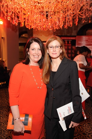 Houston, News, Shelby, Go Red For Women, April 2015, Julie Roberts, Jennie Moroney