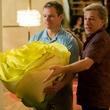 Matt Damon and Christoph Waltz in Downsizing