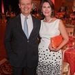 Manuel and Betty Urquidi at the Medical Bridges gala October 2013