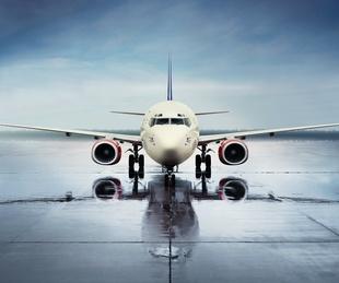 Scandinavian Airlines SAS jet