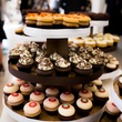 Sprinkles cupcakes at CultureMap Stylemaker Awards
