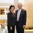 Kim and Joe Reid at the LSU Foundation luncheon June 2014