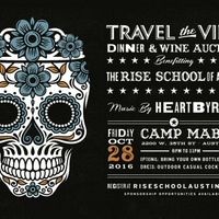 The Rise School of Austin presents Travel the Vine For Rise: Dinner & Auction