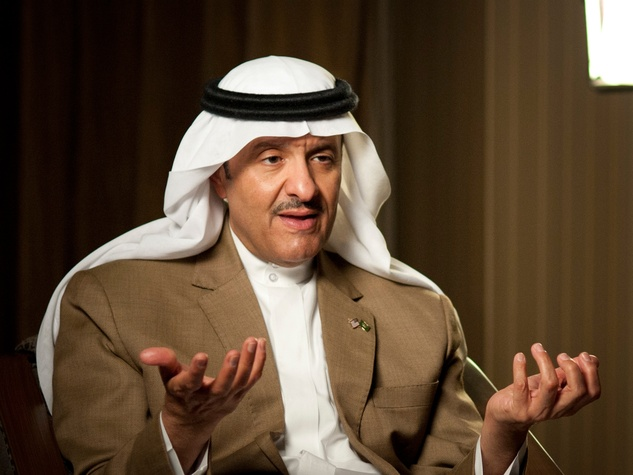 3 Roads of Arabia HRH Prince Sultan bin Salman bin AbdulAziz Al Saud