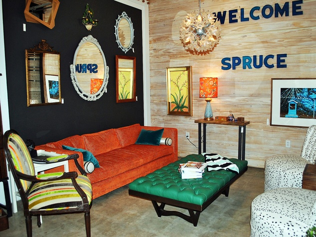 Spruce Party in Austin 1005