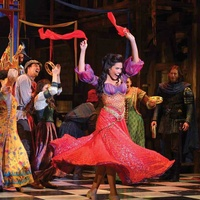 The Hunchback of Notre Dame at La Jolla Playhouse