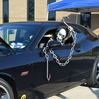 National Museum of Funeral History's Seventh Annual Halloween Car Show
