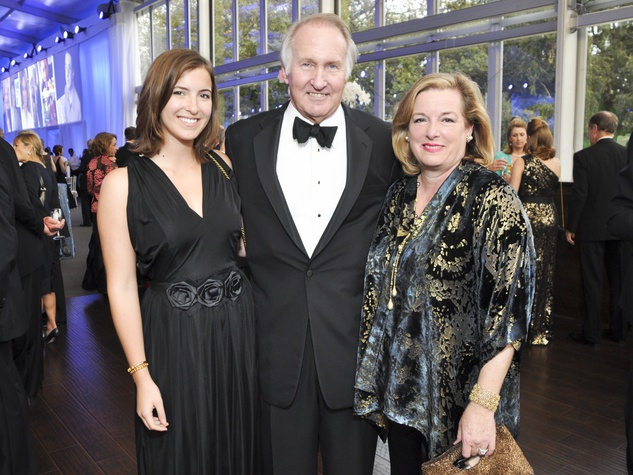 021, Rice University Centennial gala, October 2012, Corwin Crownover, Jim Crownover, Molly Crownover