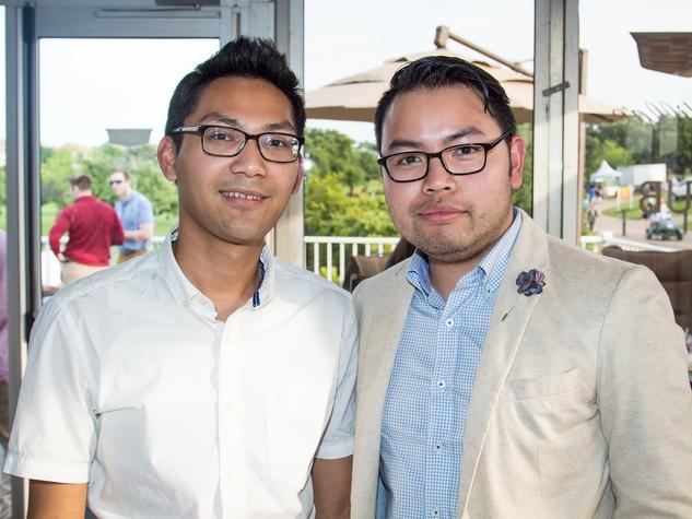 Ted Fai, Sam Sichanh