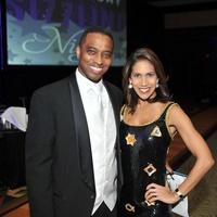 United Negro College Fund gala, November 2012, Khambrel Marshall, Rachael McNeill