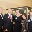 Jimmy Burke, from left, Wayne Smith, Marlene Rigby and Louis R. Rigby at the San Jacinto Monument dinner November 2013