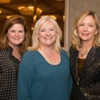 Dorothy Weil, Carin Moeller and Mary Kardell, milestones luncheon