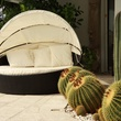 outdoor furniture Modani outdoor love seat