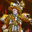 The 26 Philadelphia Mummers at San Luis Salute March 2014