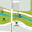 Buffalo Bayou Partnership dog park rosemont bridge
