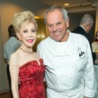 102 Margaret Alkek Williams and Wolfgang Puck at the Houston Symphony Wolfgang Puck wine dinner March 2015