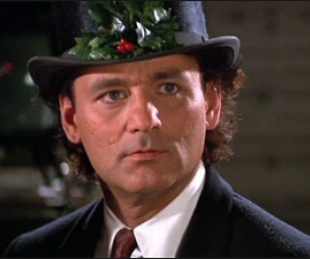 Austin photo: Event_Scrooged_Poster