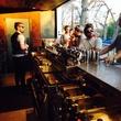 Half Step Austin outdoor bar