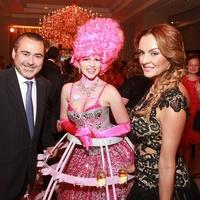 Be An Angel Gala 2015 Sweet Affair Rafael Chavez & Carmina Zamorano (Event Chairman)